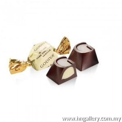 Godiva G Cube Collection - Assorted Flavour (sell by per box)