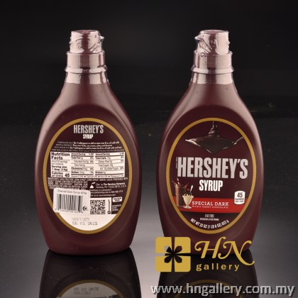 Hershey's Special Dark Mildly Sweet Chocolate Flavour Syrup 623g