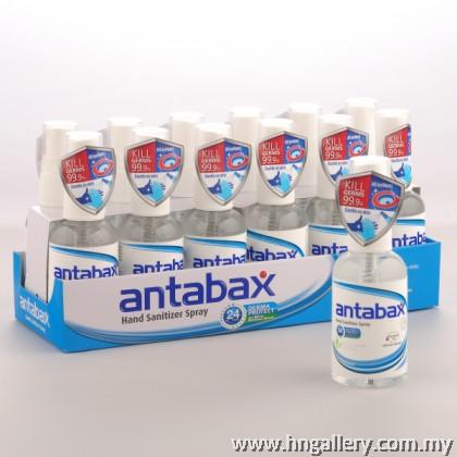 Antabax And LucasFino Hand Sanitizers Set (2 Bottle Per Set)