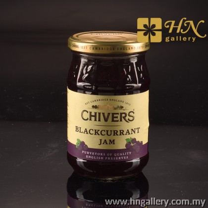 Chivers Blackcurrant Jam 340g
