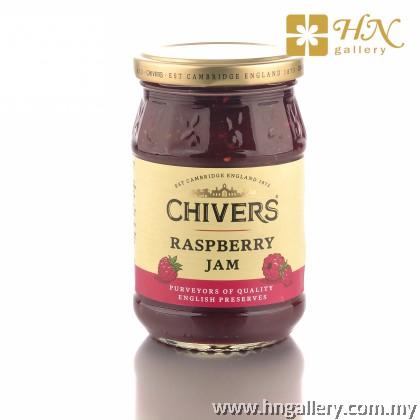Chivers Raspberry Jam 340g