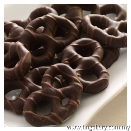 Godiva Dark Chocolate Covered Pretzels