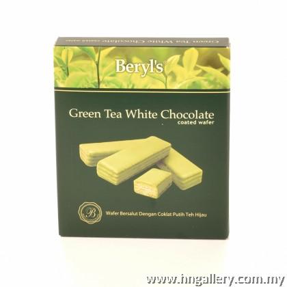 Beryl's Assorted Wafer (Strawberry,Dark Chocolate,Green Tea)