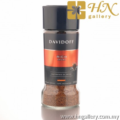 Davidoff Cafe Rich Aroma Instant Coffee 100g