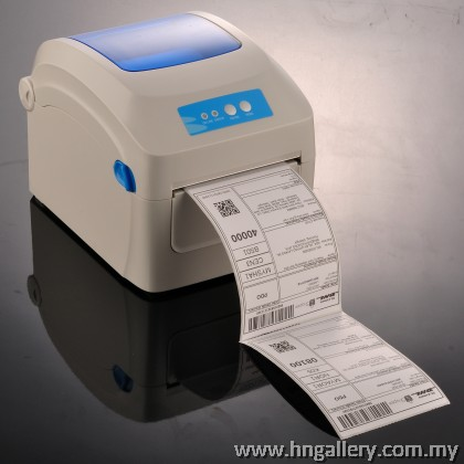 Ready Stock - A6 Thermal Paper Label Roll Sticker (100mm x 150mm x 350pcs)