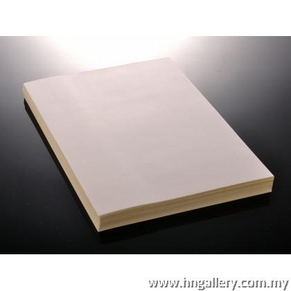 Ready Stock - Glossy / Matte A4 Sticker Paper Inkjet / Laser Printing