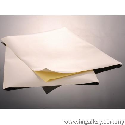 Ready Stock - Glossy A4 Sticker Paper Inkjet / Laser Printing