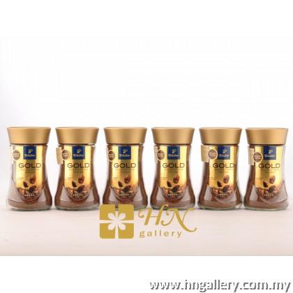 Tchibo Gold Selection Premium Instant Coffee 200g