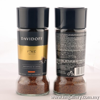 Davidoff Cafe Fine Aroma Instant Coffee 100g