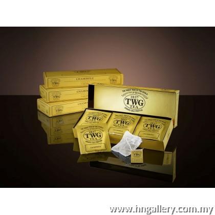 TWG Chamomile Tea ( 15 x 2.5g Teabags )