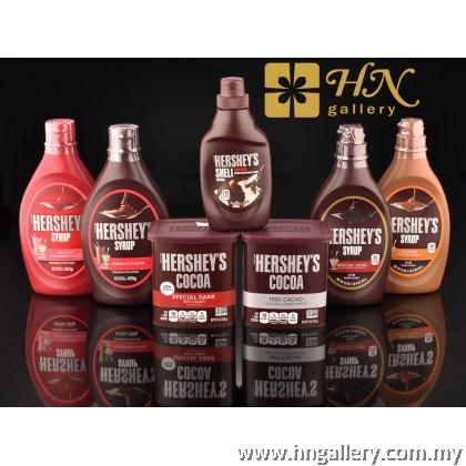 Hershey's Special Dark 100% Dutched Cacao Powder 226g