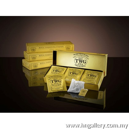 TWG Royal Darjeeling FTGFOP1* India Tea