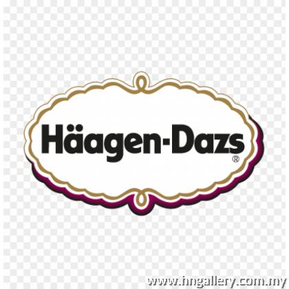 Ready Stock Haagen-Dazs Cookies & Cream Mini Cup 81g/100ml (Klang Valley Only)
